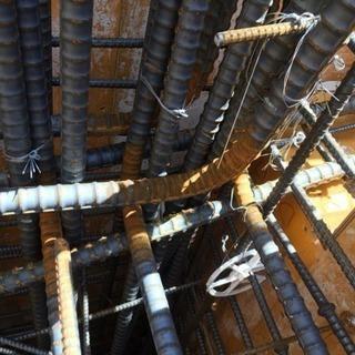 鉄筋工事 鉄筋組み立て