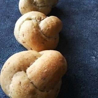 【夏のキレイは内側から】8月のこねパン(マンスリーレッスン)