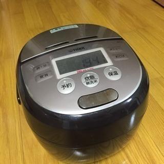 【取引中】タイガー炊飯器(五合炊き)