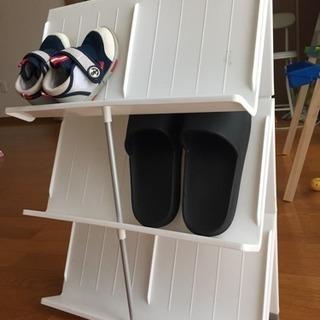 靴置き 収納