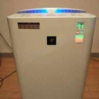 シャープ プラズマクラスター 加湿機能付き空気清浄機