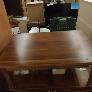 無印良品 良品計画 センターテーブル テーブル 収納付き 幅90c...