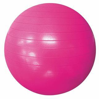 バランスボール55cm ピンク 【新品未開封】 フィットネスボール