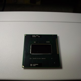 CPU Intel Core i7-2760QM(SR02W) 2.40GHz 動作確認済の画像
