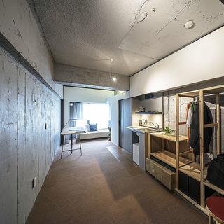 8階デザイナーズ個人物件23m2ワンルームSOHO事務所桜上水5分