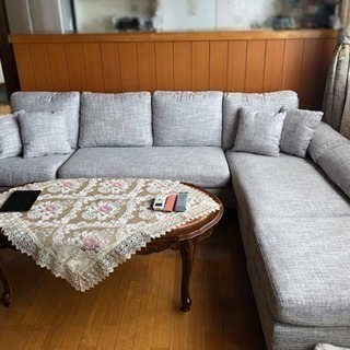 L型ソファー コーナーソファセット 4人掛け 5人掛けソファ