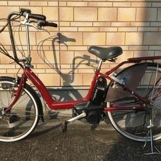 子供乗せ対応 ヤマハ電動アシスト付き自転車