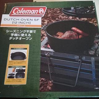 新品コールマン ダッチオーブン12インチ