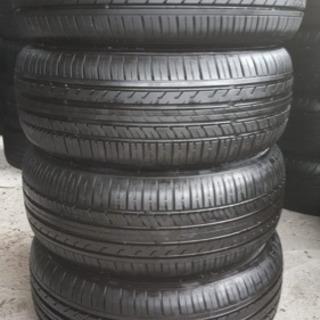 185/55/15 タイヤ+交換+廃タイヤ処分全て込み、格安