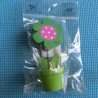 花の形のクリップ(新品)