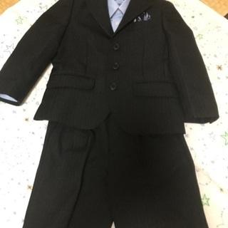 オリバーハウス男児スーツ6点セット 100cm