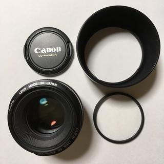 Canonレンズ EF50mm f/1.4 USM