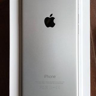 SIMフリーiPhone6 64GB スペースグレイ海外版