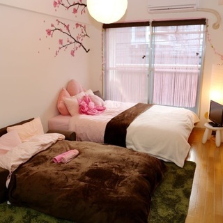 人気の中崎町エリアの1LDKのアパートが月6万円!
