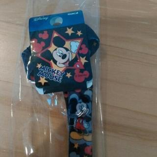 ミッキーマウス ネックストラップ