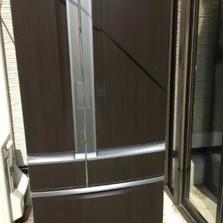 【無料】東芝 556リットル 冷蔵庫 2009年製 ジャンク