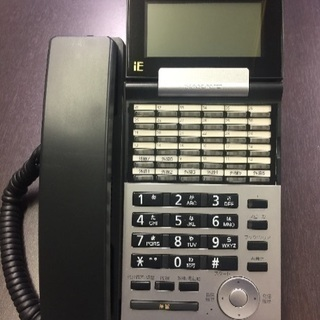 NAKAYO製 電話機  NYC-36iE-SD(B)2