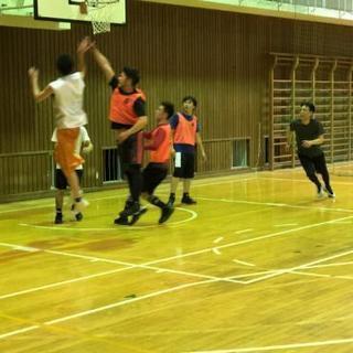 楽しくバスケットボールしませんか?