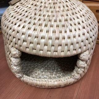 猫つぐら 手作り 信州 長野県