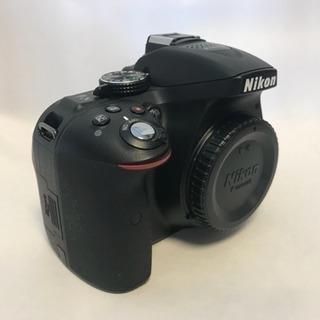 d5300 ボディ 単焦点レンズセット
