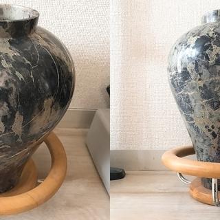 花瓶 かびん 中古品 2種類セット