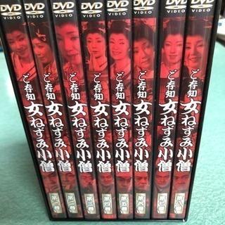 ご存知女ねずみ小僧DVD