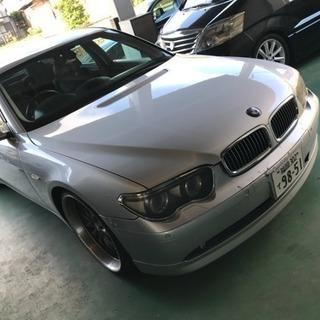 値下げ!BMW 7シリーズ e65  四駆と交換も可