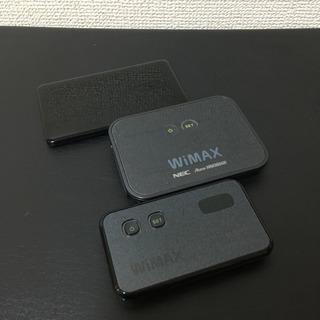 無料!【ジャンク品】ポケットWiFi WiMAXなど 3点…