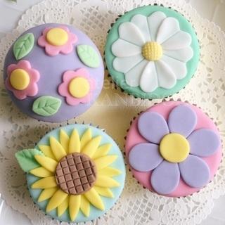 親子で体験レッスン♫ デコカップケーキ教室