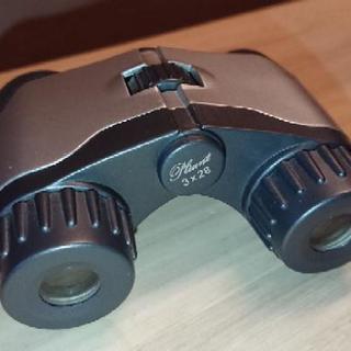 双眼鏡 [3x28]
