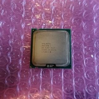 (差し上げます) intel Pentium4 641 3.2G...