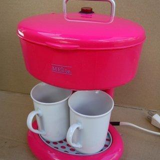 2カップ コーヒーメーカー