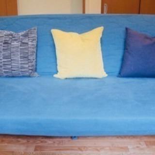 2018年2月購入IKEA 3人掛けソフアベッド