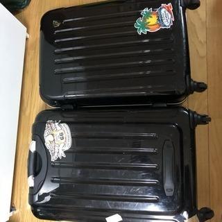グリフィンランド スーツケース 黒