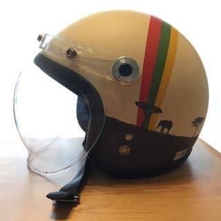 レディースヘルメット 傷あり