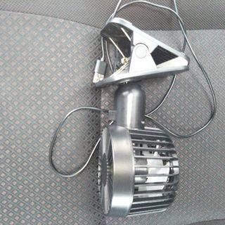小型扇風機USB電源