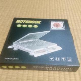 未使用品  ノートパソコン クーラー 冷却 pc ノートブック
