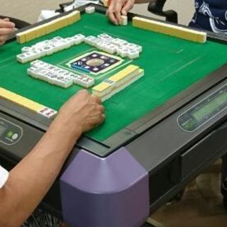 東大阪雀荘、麻雀ウーマン