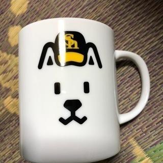 【未使用品】ソフトバンク 日本一記念マグカップ
