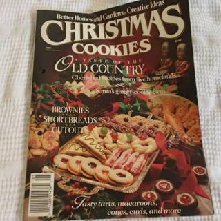 英語のレシピ本⑥ クリスマス クッキーズ/Christmas C...