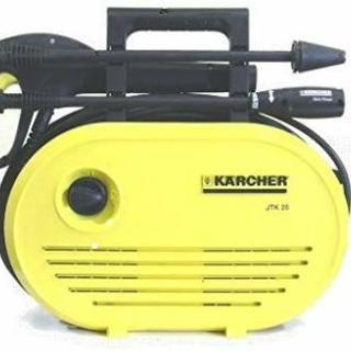 高圧洗浄機  レンタル  ケルヒャー