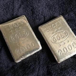 ◆LUCKY GOLD・タオル・未使用