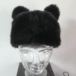 熊耳 帽子