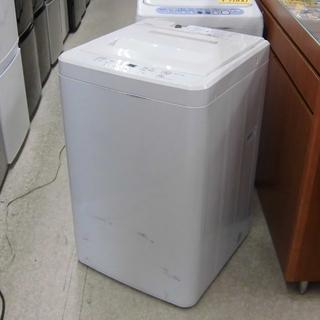 洗濯機 4.5㎏ 無印良品 2010年製 ASW-MJ45 簡易清...
