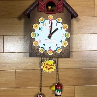 キョロちゃん掛け時計