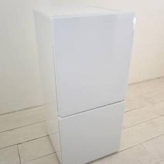 シンプルお洒落な無印良品冷蔵庫