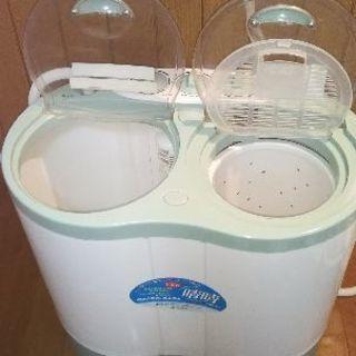 二層式小型洗濯機 晴晴(はればれ)