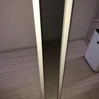全身鏡 ホワイト