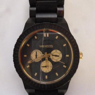 【 WEWOOD腕時計!】  KAPPA BLACK RO 天然...