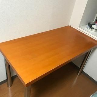 【無料】テーブル 学習机 パソコン机